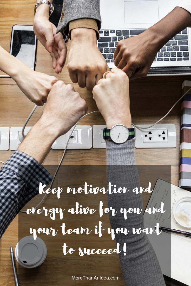 Develop a Plan to Rev Up Your Energy and Motivation as a Leader