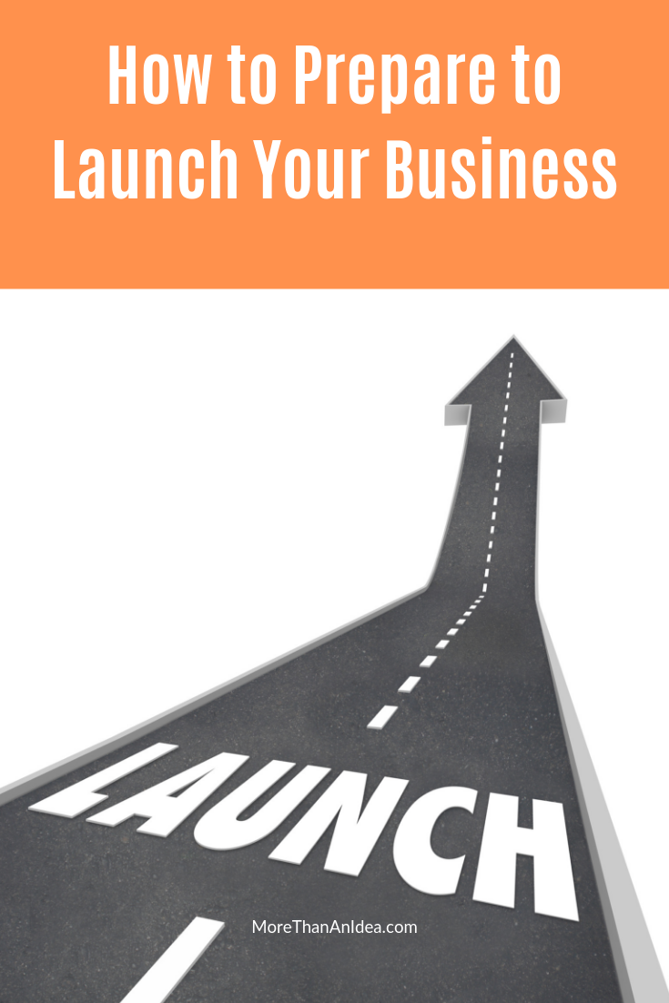 Once you've done all of the background work on building your business, it's time to count down the days until the launch. As the big day draws near, here are the things you need to do to get ready to open your doors. #businesslaunch